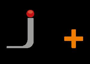 logo JOB+ sans baseline