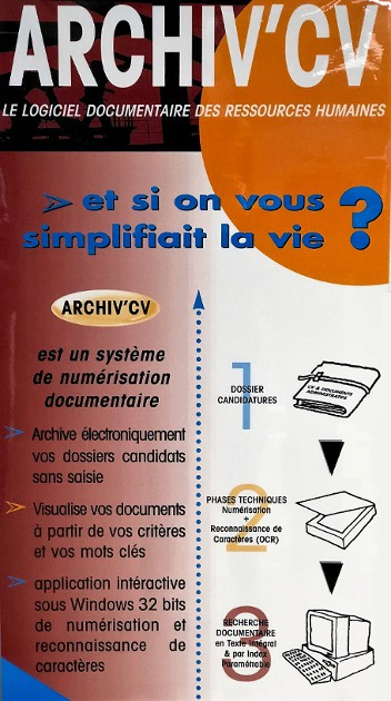 logiciel documentaire archiv cv